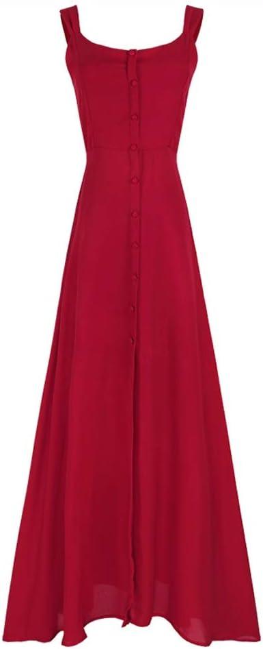 Vestidos Ropa/Mujer Cóctel Fiesta para Mujer Falda De Playa Roja ...