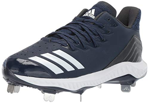 adidas Women's Icon Bounce, Collegiate Navy/White/Carbon, 8.5 M US