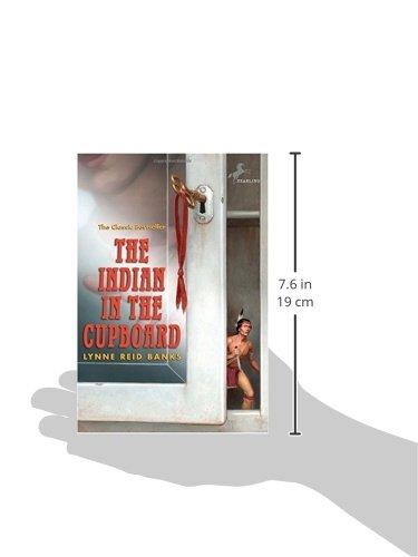 the indian in the cupboard series banks lynne reid