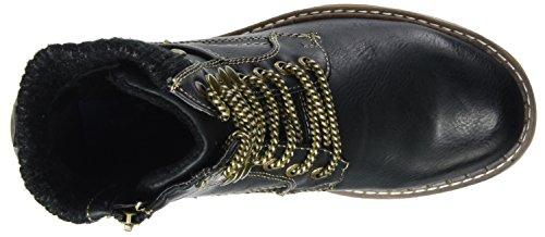 Tom Tailor Kvinder 379990930 Støvler Sort (sort) j01KI01xx