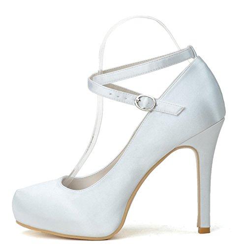 L@YC Damen Hochzeitsschuhe & abend Stiletto Schuhe # 6915-09 Weitere verfügbare Farben / Party / Custom Red