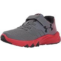 Under Armour Kids' Pre School Primed 2 Adjustable Closure Sneaker,