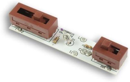 Hygena Extractor Campana Extractora Interruptor PCB (Placa De Circuito): Amazon.es: Grandes electrodomésticos