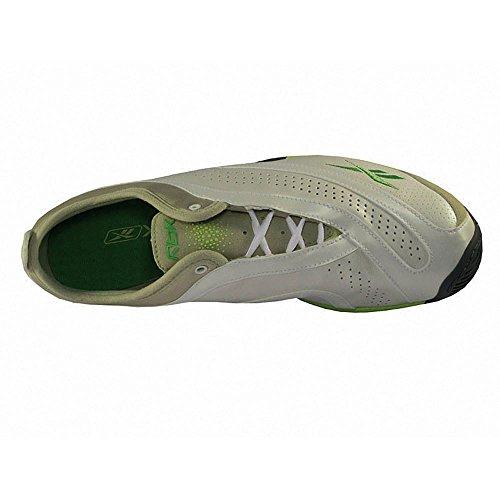 Reebok - Pulse Groove - 182887 - Colore: Bianco-Crema-Verde - Taglia: 38.5