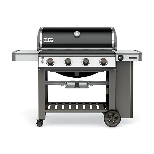 Weber Genesis Ii Series 400 Comparisons E 410 Lx E 440