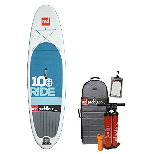 RED Paddle Co Ride Stand Up Paddleboard (SUP Series 2016)