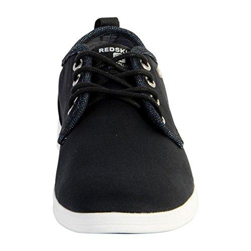 Grenat Toile Baskets Chaussures Noir en Redskins Kaki qzwacH