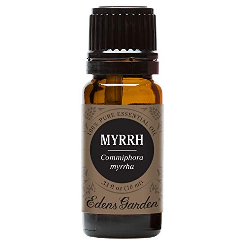 Edens Garden Myrrh 10 ml 100% Pure Undiluted Therapeutic Grade Essential Oil GC/MS Tested