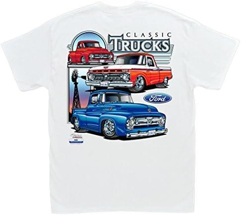 1967 Ford F-100 Pickup T-Shirt  Large