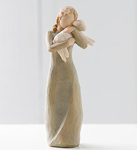 - Wind & Weather® Peace On Earth Willow Tree Figurine