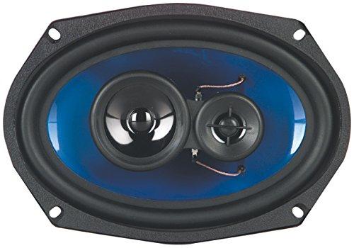 2) Q Power 6x9'' 700 Watt 3-Way Car Audio Stereo Coaxial Speakers Pair   QP693 by Q Power