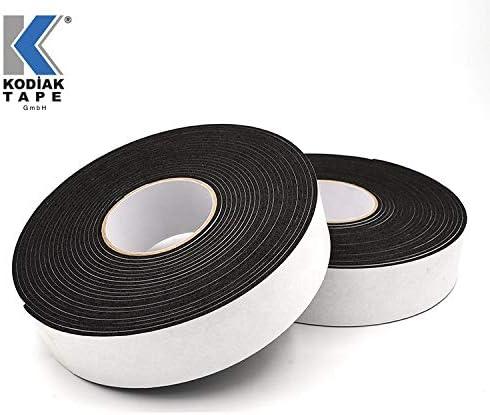 Dichtband 50mm x 30m Selbstklebend PE D/ämmung Klebeband isolationsklebeband 0,4283 EURO//m