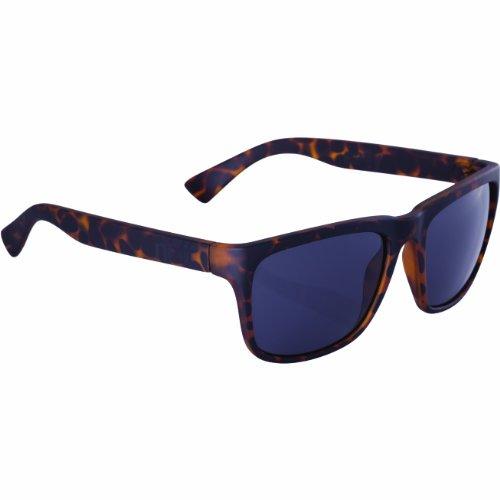 Neff Men's Chip, Tortoise Rubber, One - Daily Neff Sunglasses