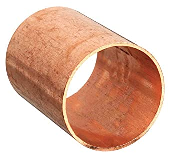1 1 4 Nom C Copper Dimple Stop Coupling Pipe Fittings Amazon Com Industrial Scientific