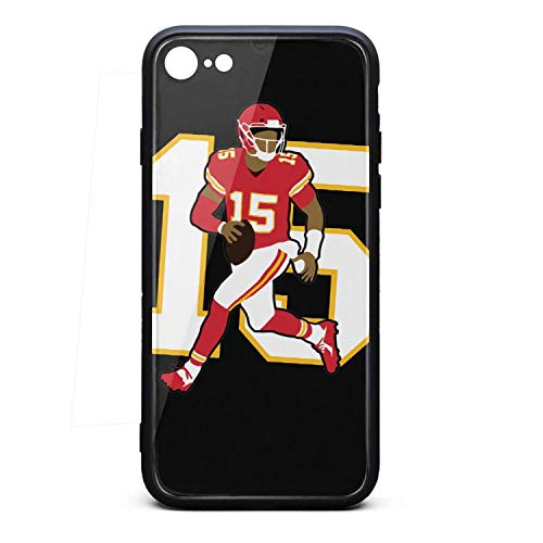 Mvp Autograph - Football MVP 15 Patrick Phone Case for iPhone 7/iPhone 8 TPU Full Body Protection Anti-Scratch Fashionable Glossy Anti Slip Thin Shockproof Case