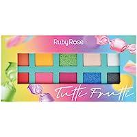 Paleta De Sombras Tutti Frutti Ruby Rose HB-1053