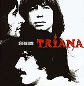 Triana - Se De Un Lugar (2 LP-Vinilo + Cd)