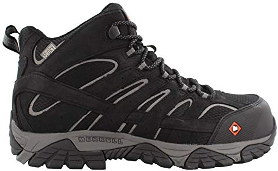 8e476d8684 Work Men's Moab Vertex Mid Waterproof Composite Toe