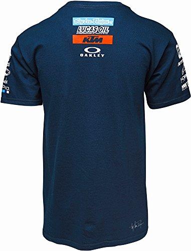 Troy Lee Designs Youth KTM Team T-Shirt (L)