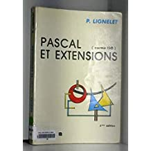 pascal et extensions norme iso