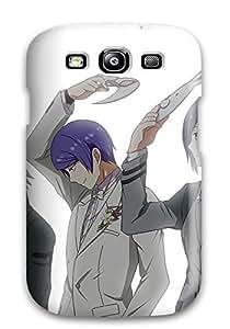 High Grade ThomasSFletcher Flexible Tpu Case For Galaxy S3 - Tokyo Ghoul