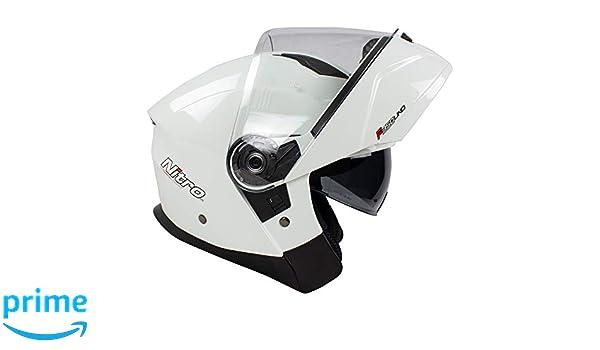 Amazon.es: Nitro F350 Uno DVS - Casco para motocicleta ...