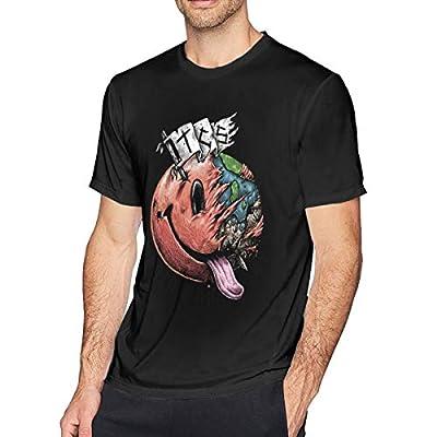 NIGHTwine The Chainsmokers Men Soft T-Shirt Black