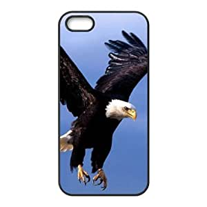 Bald Eagle Brand New Cover Case for Iphone 5,5S,diy case cover ygtg578711