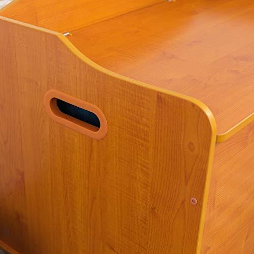 KidKraft Austin Toy Box Honey by KidKraft (Image #3)