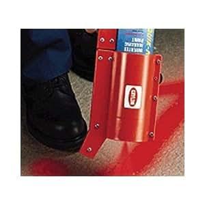 Krylon upside down marking paint alert orange pack of 12 for Upside down paint sprayer