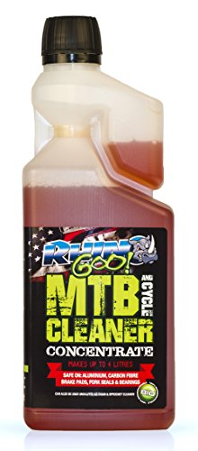Rhino Goo! MTB Concentrated Dual Purpose Bike and Chain Cleaner degreaser
