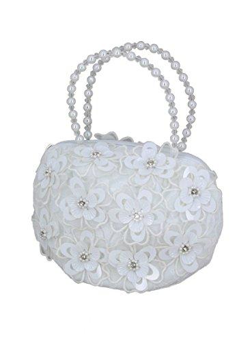 Boutique-Magique bolso boda Niño o adulto blanco o crudo–Producto stocké y expédié cortaúñas desde la France blanco