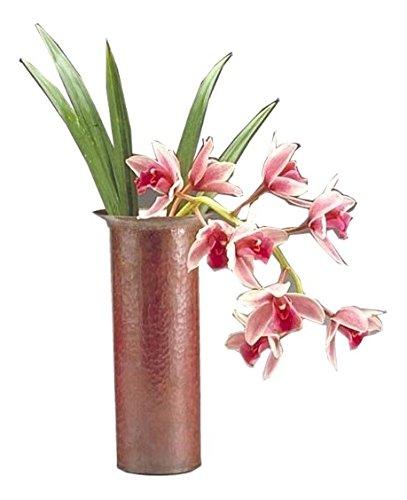 ''F.L.W. Russian'' Copper Vase - 9 inch