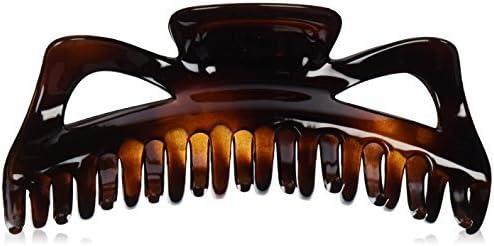 Caravan Jumbo Hair Claw in Tortoise Shell Color of Celluloid Acetate 商品カテゴリー: ヘアアクセサリー [並行輸入品]