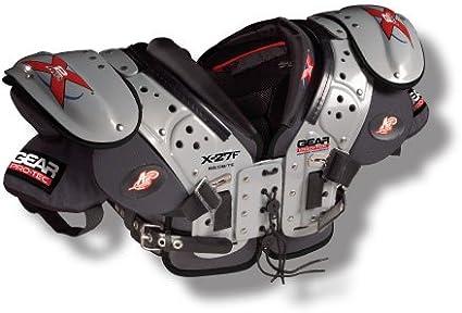 Gear Pro-Tec X2 AIR X-16F QB//WR//DB Football Shoulder Pads
