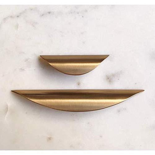 Champagne Bronze Drawer Pull