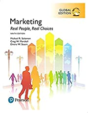 Marketing: Real People, Real Choices (component item)