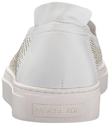 Rachel Zoe Kvinners Burke Mote Sneaker Hvit