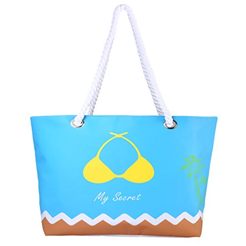 oversized waterproof beach bag by Sumerk