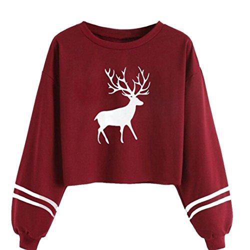 036e0e17b5541 sweat shirt fille pull courte femme hiver chic FRYS mode manteau femme  grande taille vetement femme