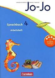 Jo-Jo Sprachbuch - Aktuelle allgemeine Ausgabe: 4. Schuljahr - Arbeitsheft: Mit Lernstandsseiten
