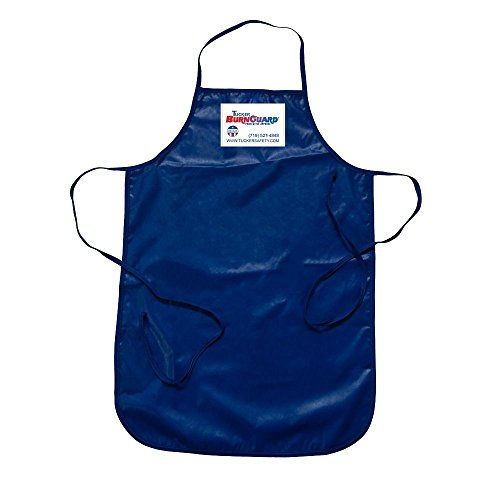 Tucker Safety 50362 Products Tucker QuicKlean Apron Nylon Each 36 Blue [並行輸入品]   B07J4QBMLX