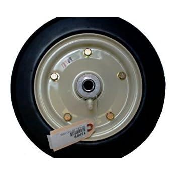 Amazon com: Stens Pneumatic Wheel Assembly, Woods 15638, ea, 1