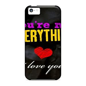5c Scratch-proof Protection Cases Covers For Iphone/ Hot My Everything Phone Cases