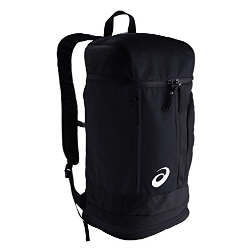 Price comparison product image Asics ZR3073 Unisex Tm X-Over Backpack, Black/Black - OS