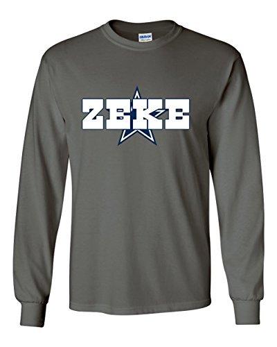 long-sleeve-charcoal-zeke-dallas-zeke-logo-t-shirt-youth-medium