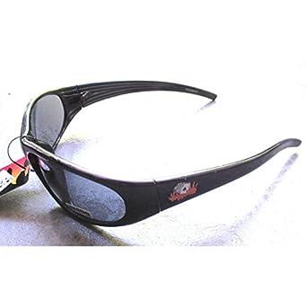 52b14d59f6 hotrodspirit - lunette de soleil poker orange rock roll homme biker chopper