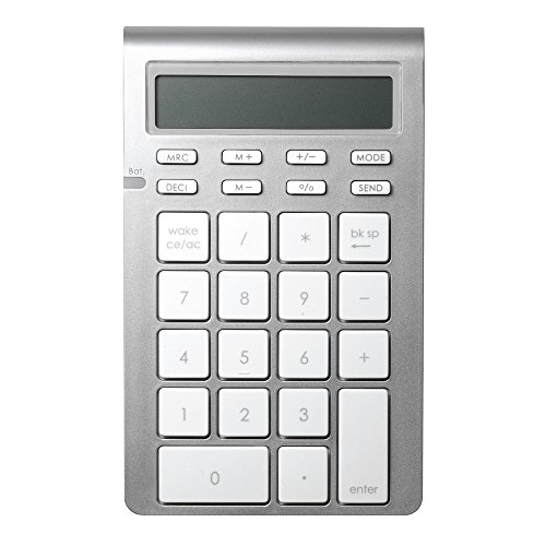 Satechi Keypad for iMac, MacBook Air, MacBook Pro, MacBook, and Mac Mini (Wireless)