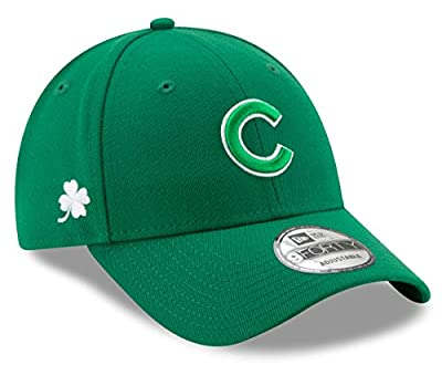 New Era Chicago Cubs 9Forty MLB The League St. Patrick's Day Adjustable Hat