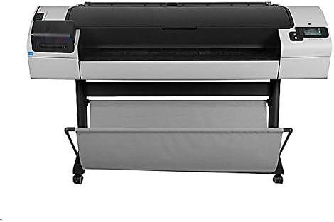HP Designjet T1300 44-in PostScript ePrinter - Impresora de gran formato (2400 x 1200 DPI, Cian, Gris, Magenta, Pigmento de color negro mate, Amarillo, A0 (841 x 1189 mm), 13,5 cm, 5